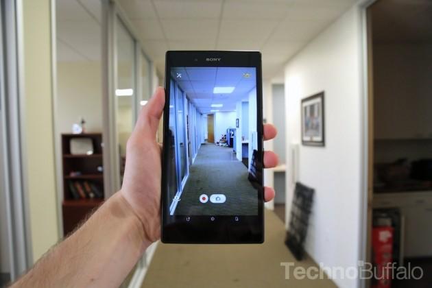 گوشی هوشمند اکسپریا Z5 اولترا با صفحه نمایش ۴K فاش شد