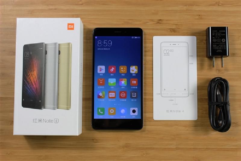 شیائومی از گوشی های Redmi Note 4 خود رونمایی کرد