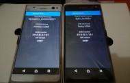 سونی از دو نوع صفحه نمایش متفاوت برای اکسپریا C5 Ultra استفاده کرده است