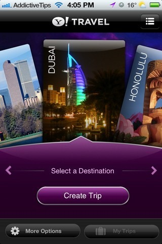 Yahoo-TimeTraveler-iOS-Home