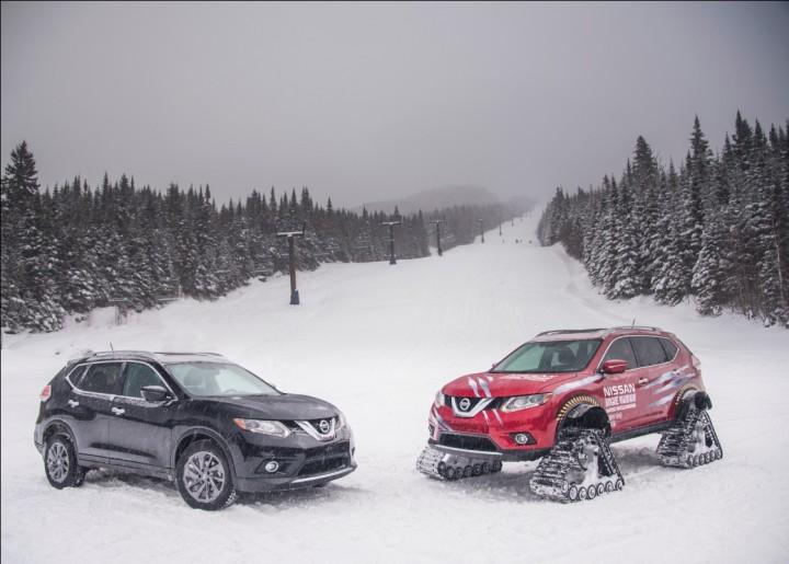 نکاتی برای رانندگی بهتر با ماشین های شاسی بلند در فصل زمستان