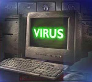 ویروسی شدن رایانه