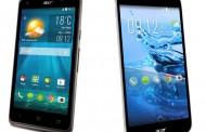 ایسر دو گوشی هوشمند اندرویدی کم تر از ۲۵۰ دلار را پرده برداری می کند