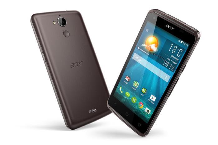 ایسر از گوشی هوشمند Liquid Z410 رونمایی کرد