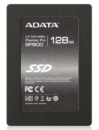 سری جدید حافظه های Adata SP600 SSD