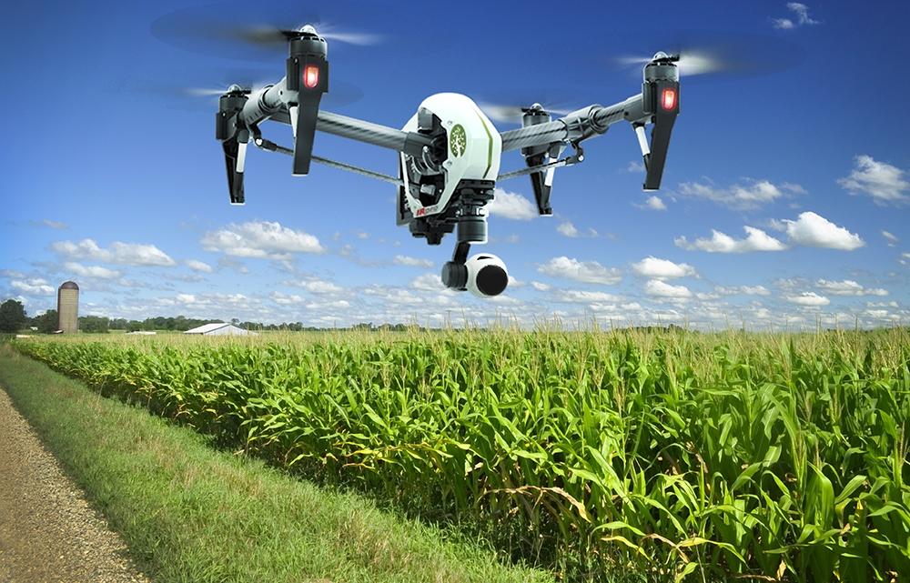کاربرد پهپاد در کشاورزی
