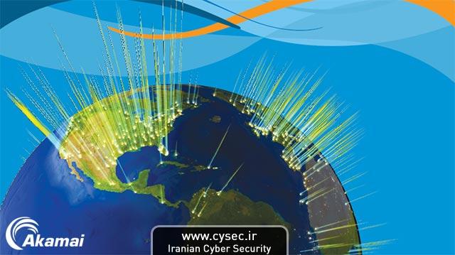 آکامی می گوید در سال ۲۰۱۲ حملات سایبری سه برابر شده است