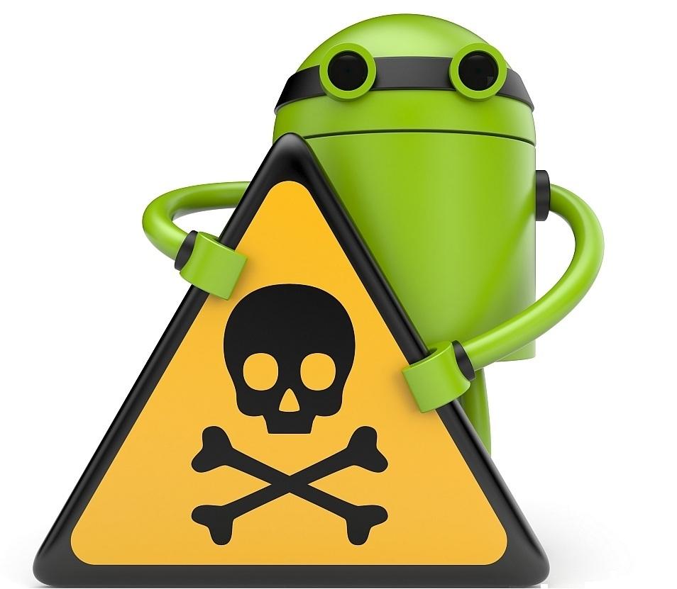 هکرها می توانند از راه دور بروی دستگاه اندرویدی شما بدافزار نصب کنند!