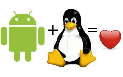 آشتی لینوکس و اندروید
