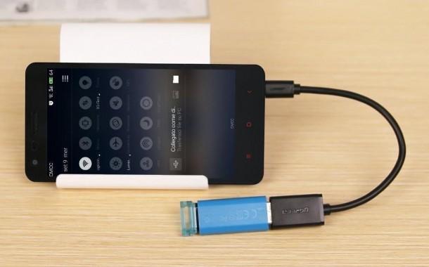 چگونه بدانم گوشی من از کابل USB OTG پشتیبانی می کند یا نه؟