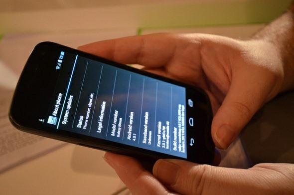 چطور در گوشی یا تبلت اندرویدی خود یک اسکرین شات بگیریم؟