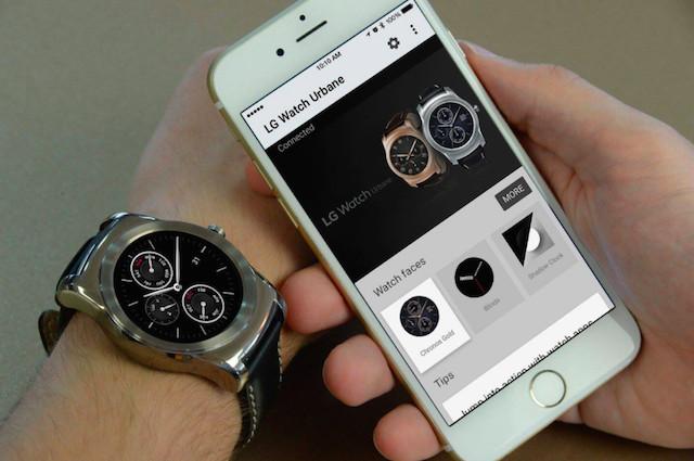 ساعت های هوشمند اندرویدی اکنون از آیفون پشتیبانی می کنند