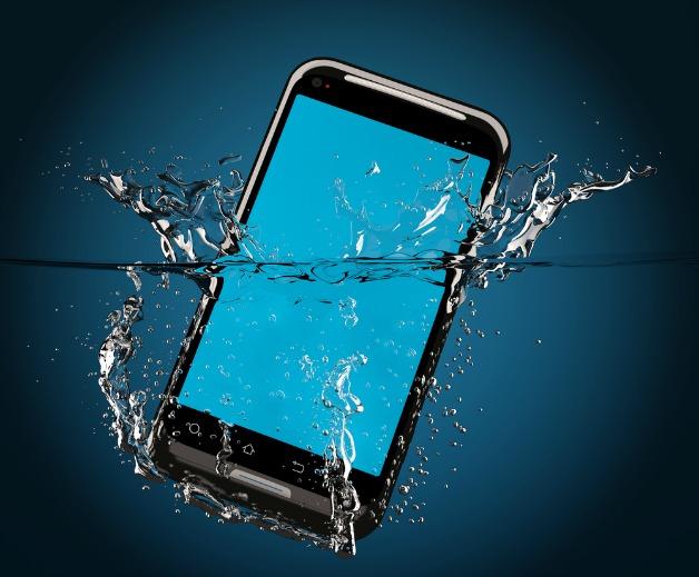 آیا اسمارت فون های Note 4؛  LG G3 ؛ و Vega Iron 2 ضد آب خواهند بود ؟!