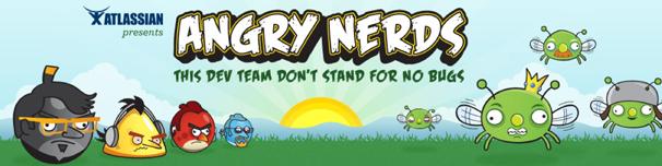 بازی Angry Nerds