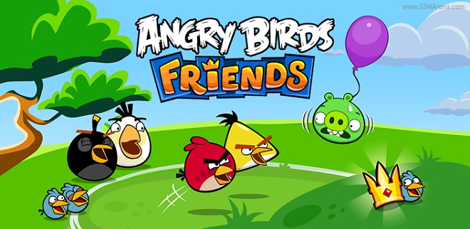 angrybirds friends