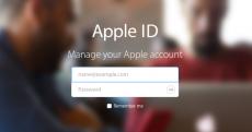تغییر آدرس ایمیل در اپل ای دی