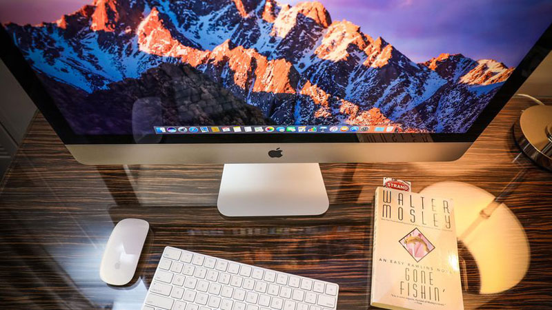 iMac های جدید اپل، یک میلیارد رنگ را به نمایش می گذارند