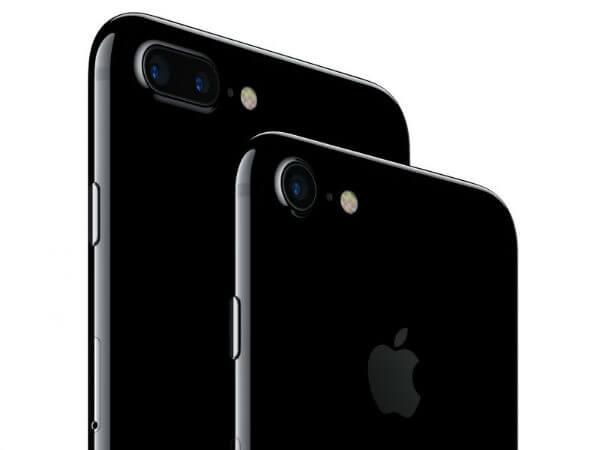 ذخیره iPhone 7 Plus و Jet Black تولید شده اپل به پایان رسید