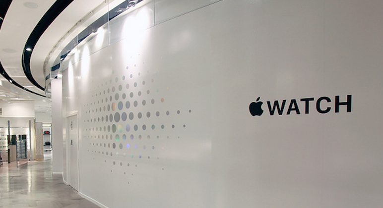 اپل واچ از ۱۰ آوریل در لندن، پاریس و توکیو، در فروشگاه مخصوص خودش به فروش می رسد