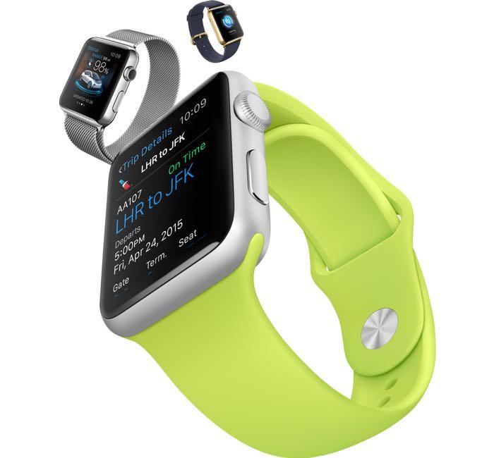 رقم پیش فروش اپل واچ به ۲٫۳ میلیون رسید