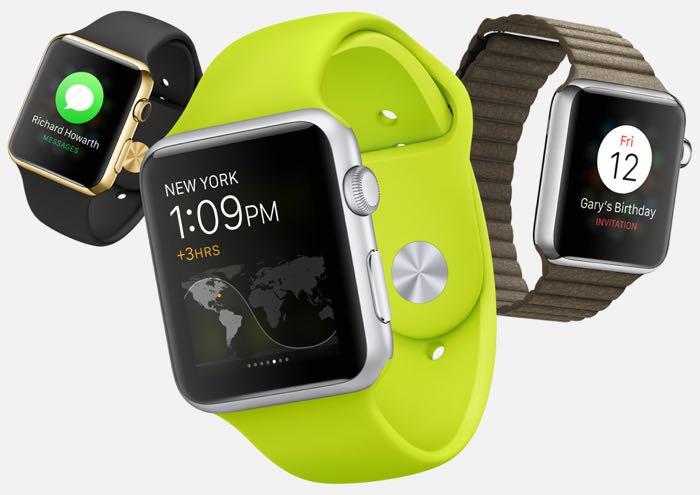اپل واچ در ماه آینده روانه فروشگاه های اپل می شود