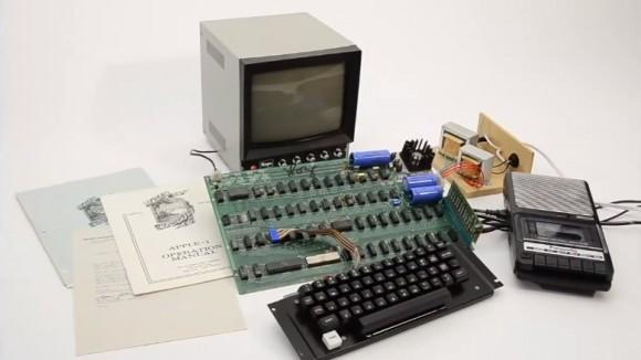 رایانه دست ساز Apple 1 با قیمت 700 هزار دلار به فروش رفت