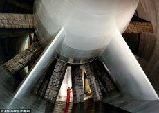 تونل بادی چین