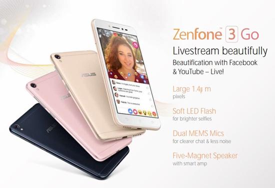 ایسوس Zenfone 3 Go