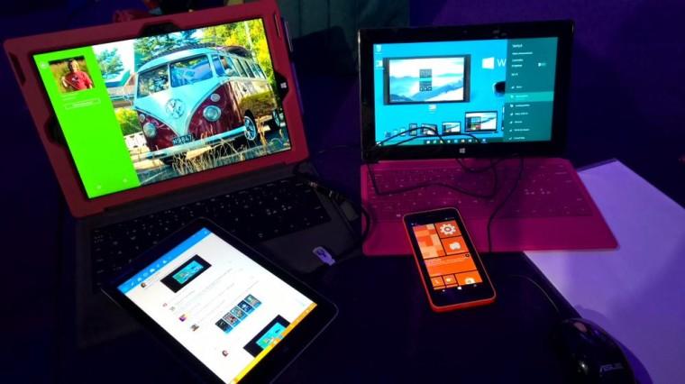 تصویری از رابط کاربری جدید از ویندوز ۱۰ مخصوص موبایل به بیرون درز کرد