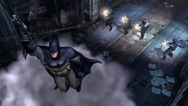 Batman: Arkham City بیشتر از 4.6 میلیون نسخه در هفته ی اول فروش کرد