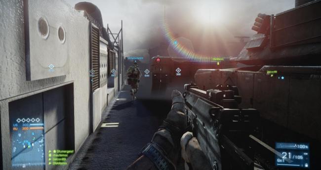 اولین پچ برای بازی Battle Field 3 نسخه ی PC هفته ی آینده آماده ی دانلود است