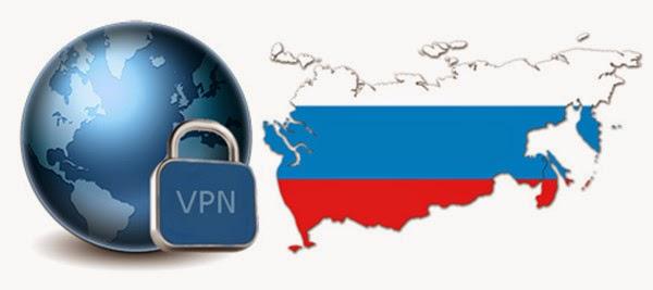 ممنوع شدن دسترسی به VPN در روسیه
