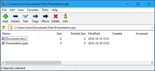 معرفی بهترین نرم افزارها برای فشرده سازی فایل در ویندوز