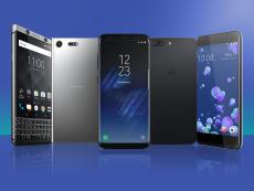 انتشار لیست 20 تلفن همراه برتر دنیا در سال 2017 (1)