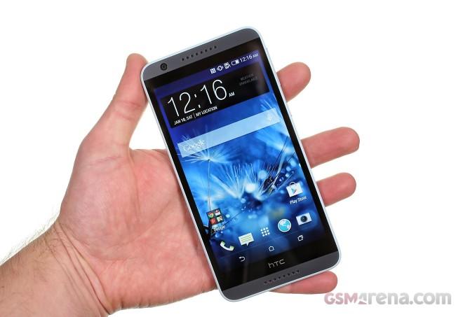 نگاهی نزدکتر به تلفن هوشمند HTC Desire 820