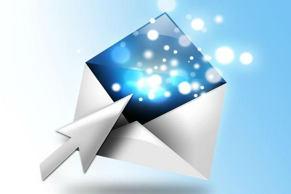 آموزش ایمیل مارکتینگ - باز شدن ایمیل