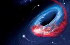 بزرگترین سیاه چاله جهان
