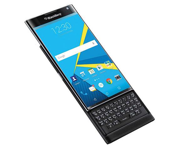 BlackBerry Priv با قیمت ۶۳۰ دلار روانه بازارهای چین می شود