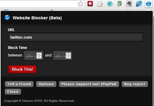 block-websites-chrome-extension