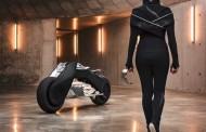 محافظت از راننده ویژگی بارز موتور سیکلیت مفهموی  فوق مدرن BMW