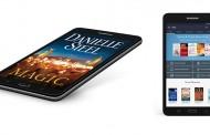 کتاب خوان الکترونیکی Galaxy Tab A NOOK توسط سامسونگ و B&N رونمایی شد
