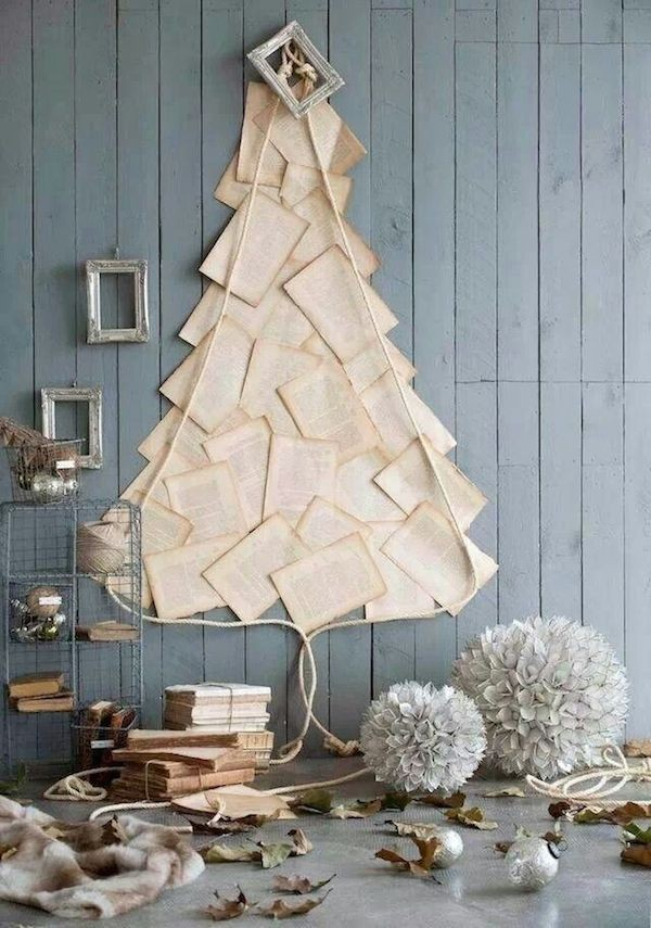 book-pages-christmas-tree