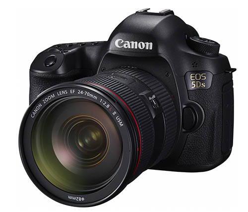 مشخصات و تصویری از دوربین ۵Ds کانن به بیرون درز کرد