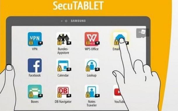 تبلت امنیتی سامسونگ و بلک بری به زودی پیش فروش می شود