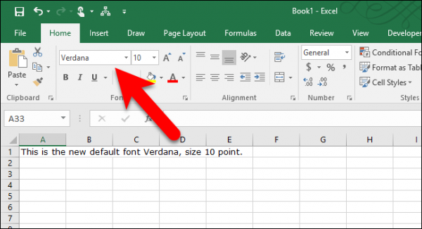 microsoft-office/change-the-default-font-in-excel-2007
