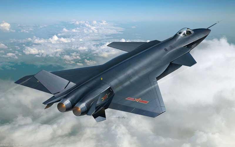 هراس ارتش آمریکا از فناوری به کار رفته در جنگنده J-20 چین