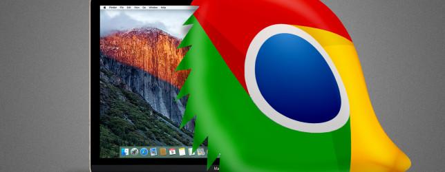 chrome nogood macbook 644x250 ۱۰ دلیل که نباید از کروم در مک بوک استفاده کنید