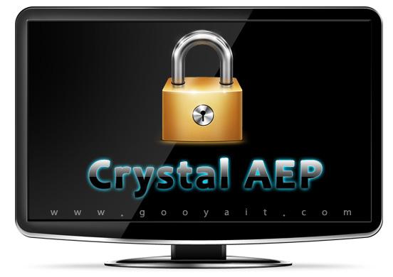 Crystal AEP ، تعریف جدیدی از امنیت