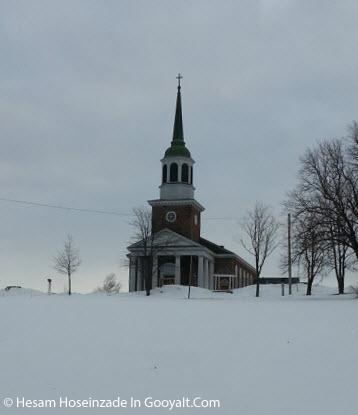 عکس از کلیسا