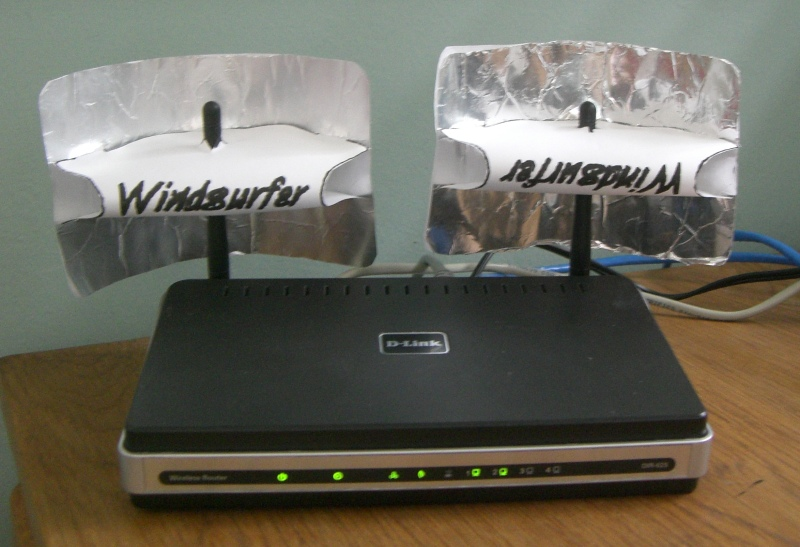 روش تقویت سیگنال های وای فای با ورق آلومینیومی